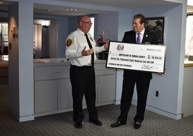 F&M Bank Ensures United Way Reaches Fundraising Goal